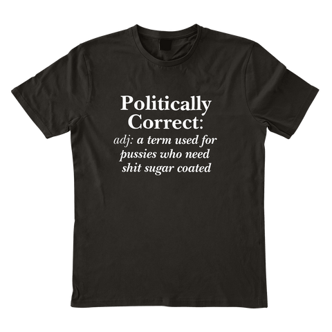 Monkey Hut - Politically Correct T-Shirt