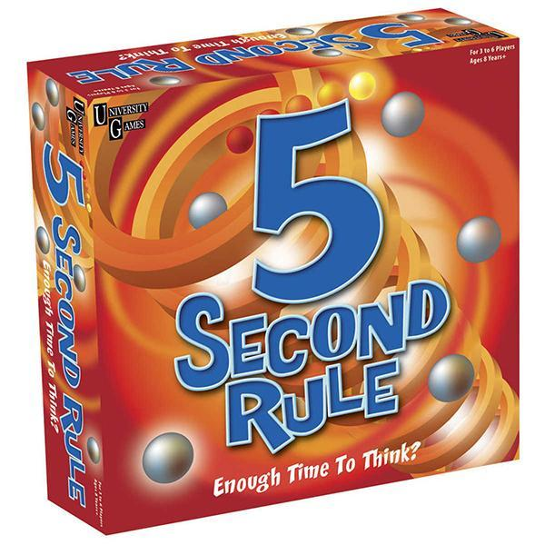 5 Second Rule Game