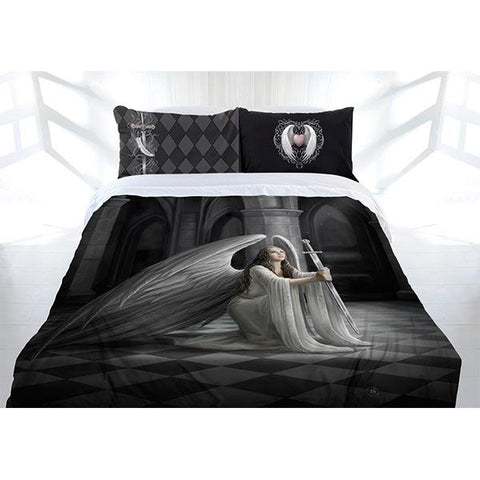 Anne Stokes The Blessing Quilt Cover Queen Size