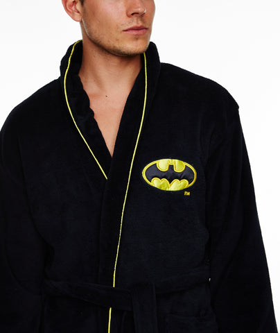 DC Batman Bath Robe Boxed