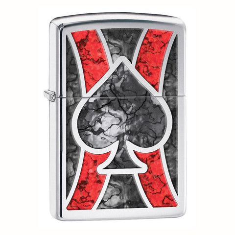 Zippo - Ace Fusion High Polished Chrome