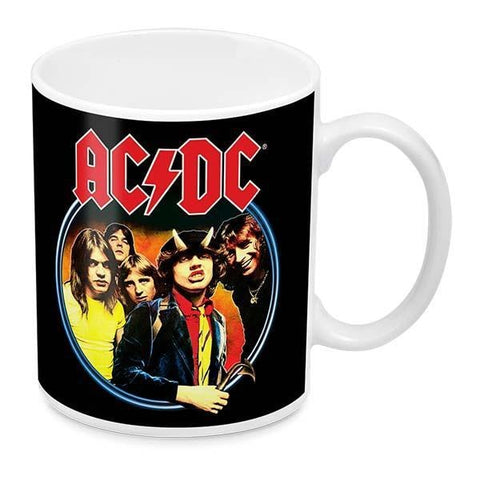 ACDC Mug Hwy To Hell
