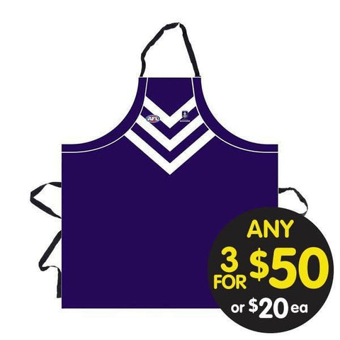 AFL APRON FREMANTLE