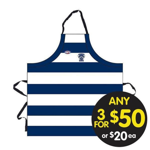 AFL APRON GEELONG