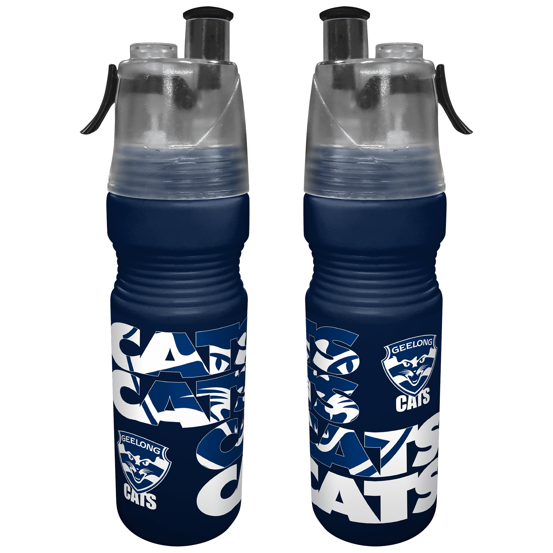 AFL Misting Bottle Geelong