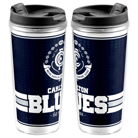 AFL Travel Mug Carlton