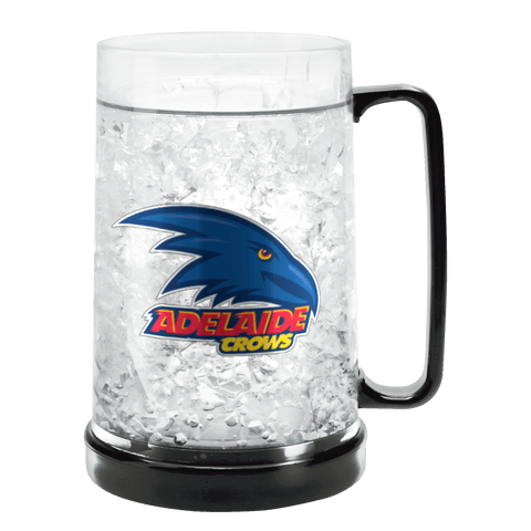 AFL Adelaide Crows Ezy Freeze Mug 480ml