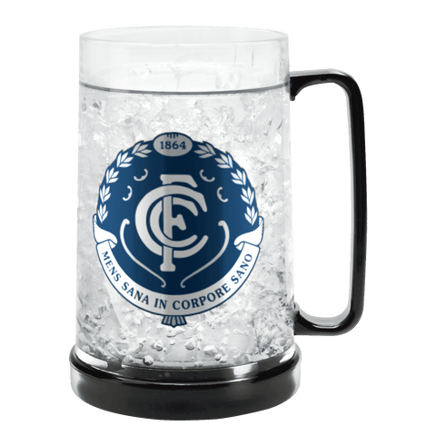 AFl Ezy Freeze Mugs Carlton 480ml
