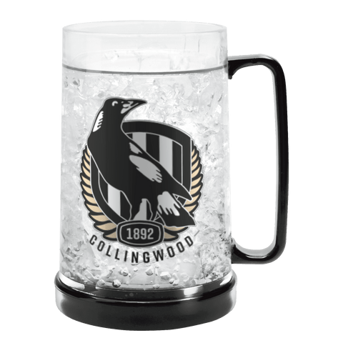 AFl Ezy Freeze Mugs Collingwood 480ml