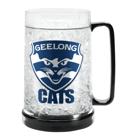 AFL Ezy Freeze Mug Geelong 480ml