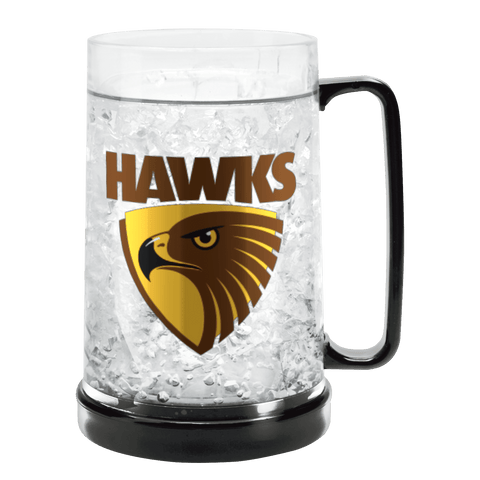 Afl Ezy Freeze Mug Hawthorn 480ml