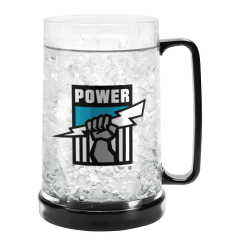 AFL Ezy Freeze Mug Port Adelaide 480ml