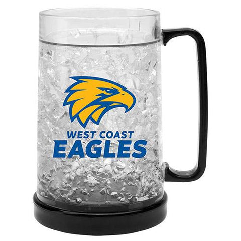 AFL Ezy Freeze Mug West Coast 480ml