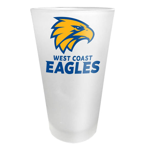 AFL Glass Frosted West Coast