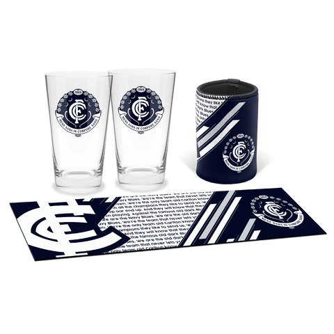 AFL Bar Essentials Gift Pack Carlton
