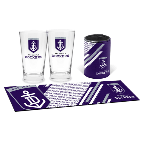 AFL Bar Essentials Gift Pack Fremantle