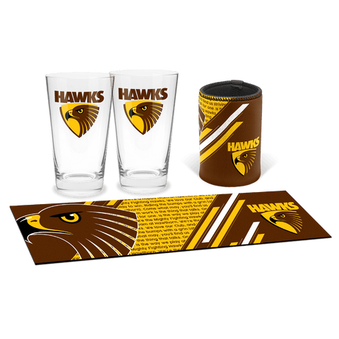 AFL Bar Essentials Gift Pack Hawthorn