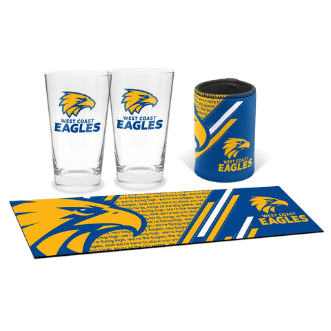 AFL Bar Essentials Gift Pack West Coast
