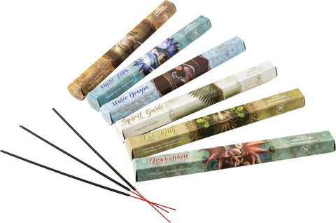 Anne Stokes Collection Spiritual Incense Gift Pack