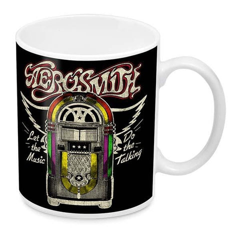 Aerosmith Mug Jukebox