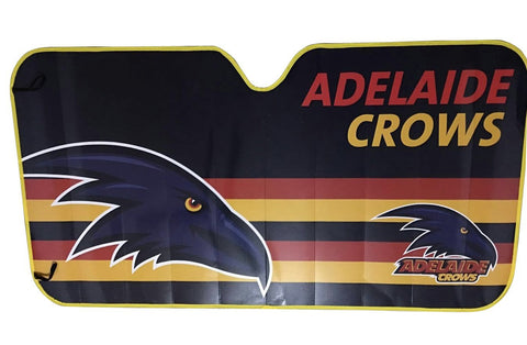 AFL Adelaide Crows Car Shade