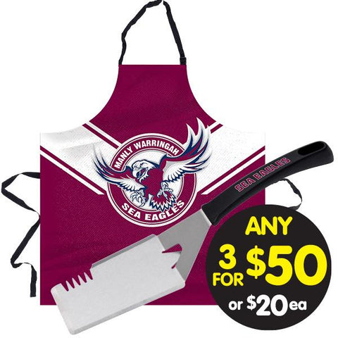 NRL Apron Manly