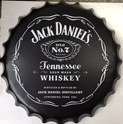 Jack Daniels Bottle Cap Wall Art