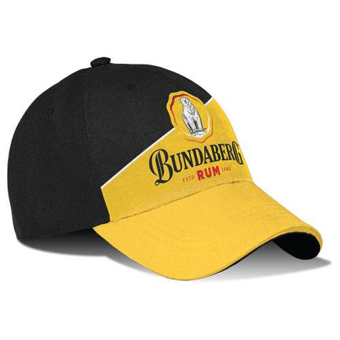 Bundaberg Cap  Yellow