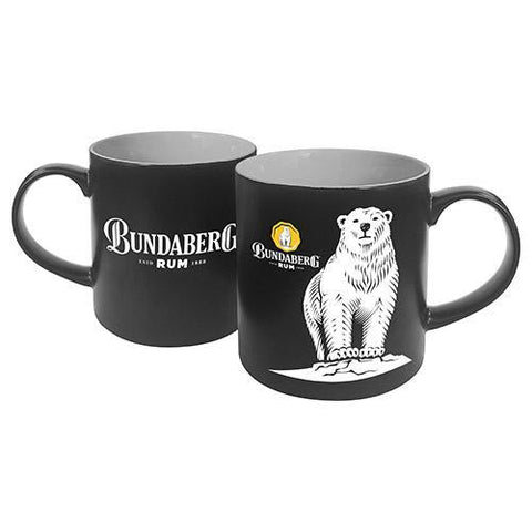 Bundy Black Coffee Mug 400ml