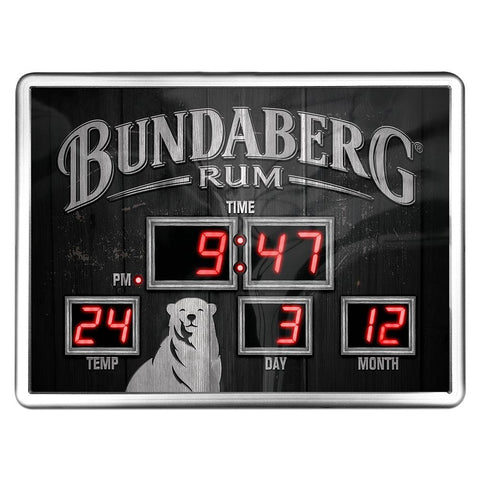 Bundy Digital Clock