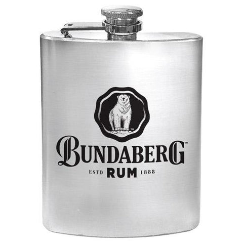 Bundaberg Hip Flask 6oz