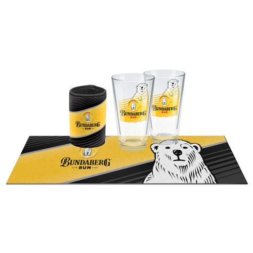 Bundaberg Bar Essentials Gift Pack
