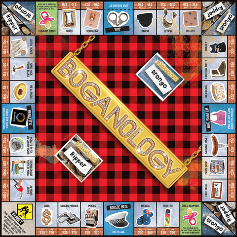 Boganology Board Game