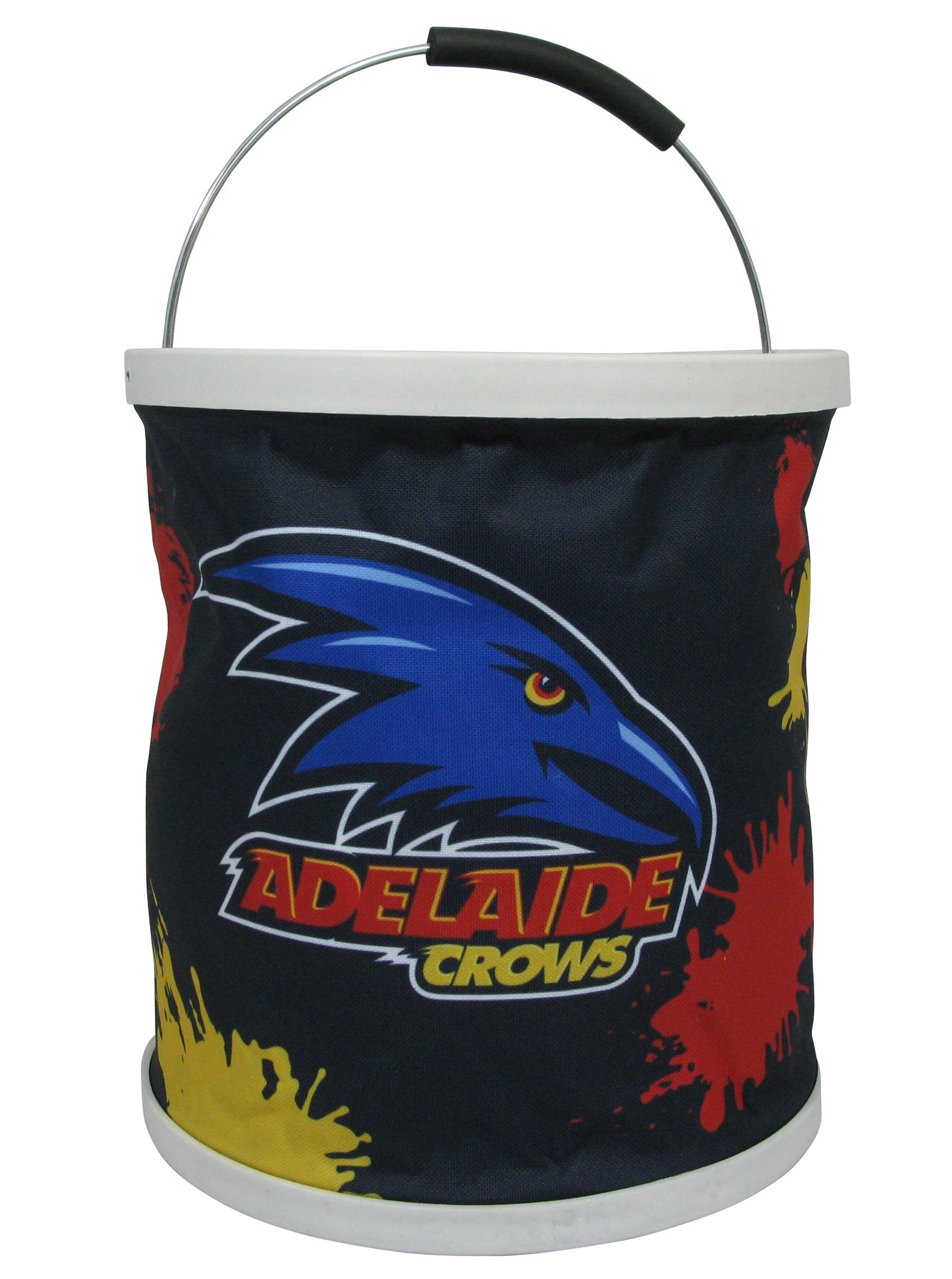 AFL Adelaide Crows Collapsible Bucket
