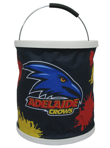 AFL Collapsible Bucket Adelaide Crows