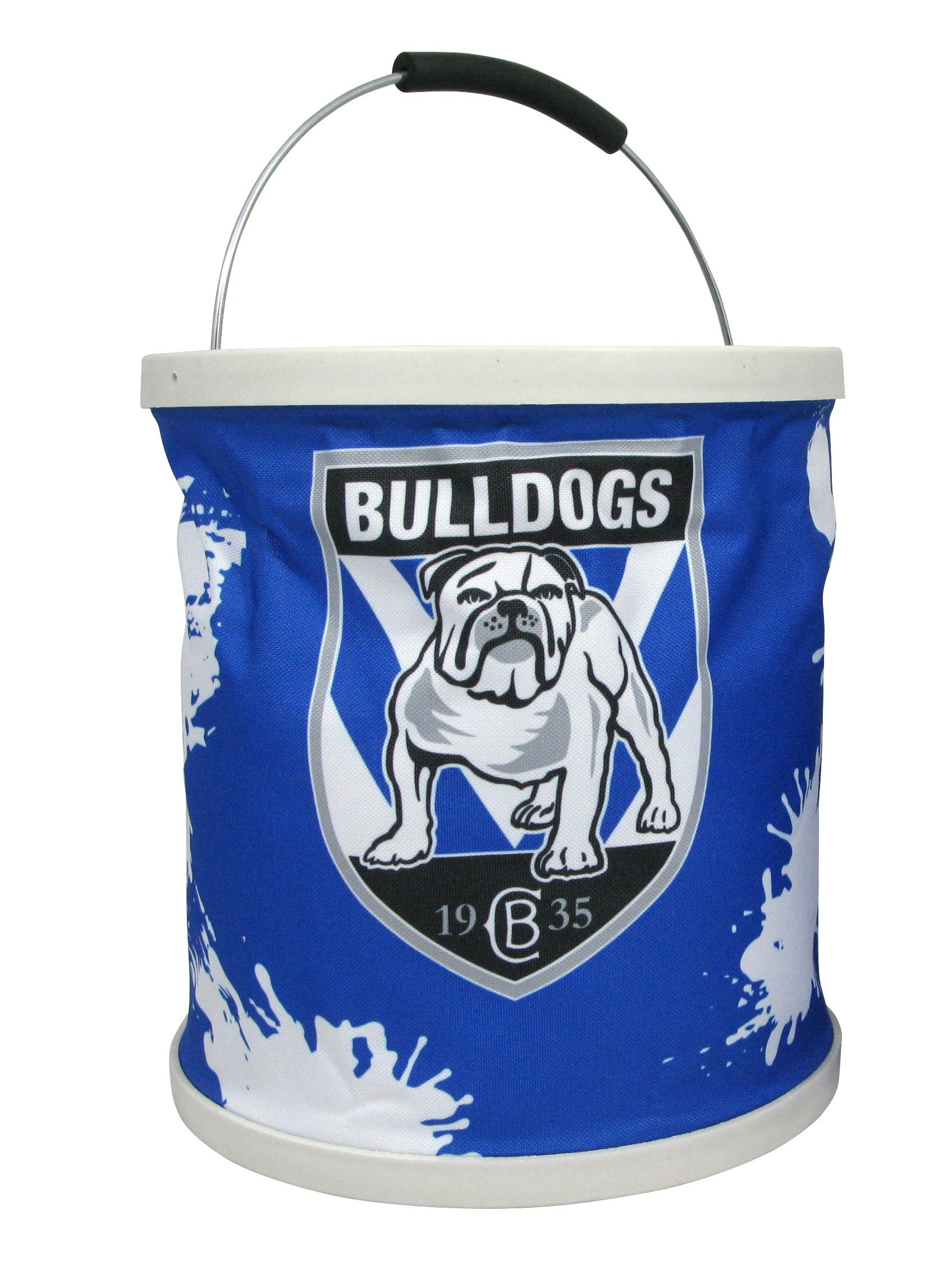 NRL Collapsible Bucket Bulldogs