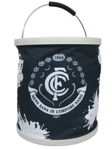 AFL Collapsible Bucket Carlton