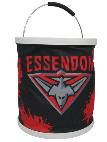 AFL Collapsible Bucket Essendon