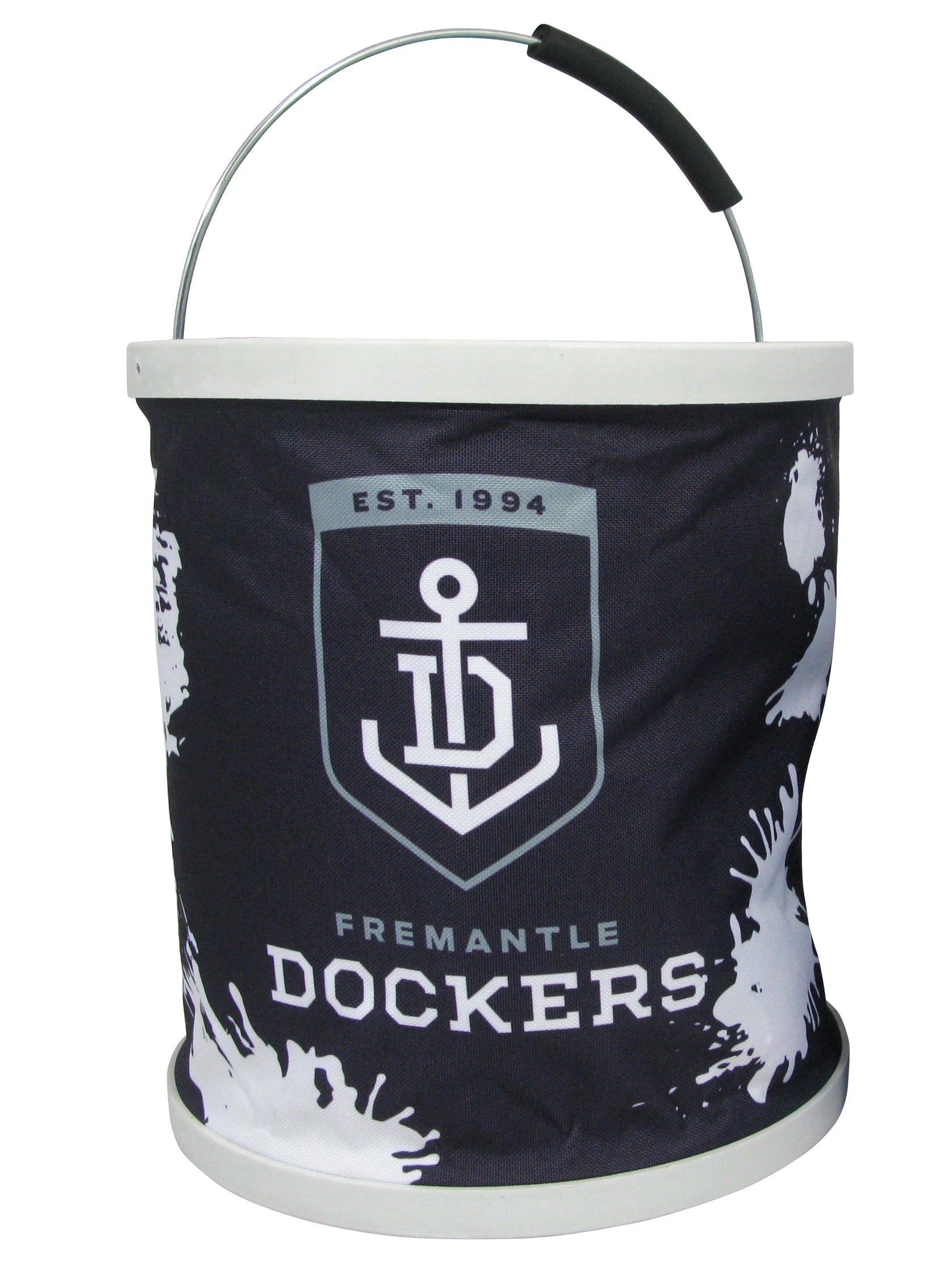 AFL Collapsible Bucket Fremantle