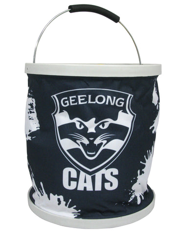 AFL Collapsible Bucket Geelong Cats