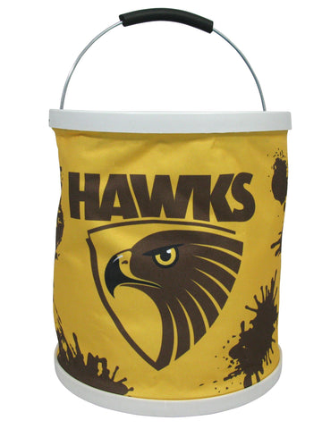 AFL Collapsible Bucket Hawthorn