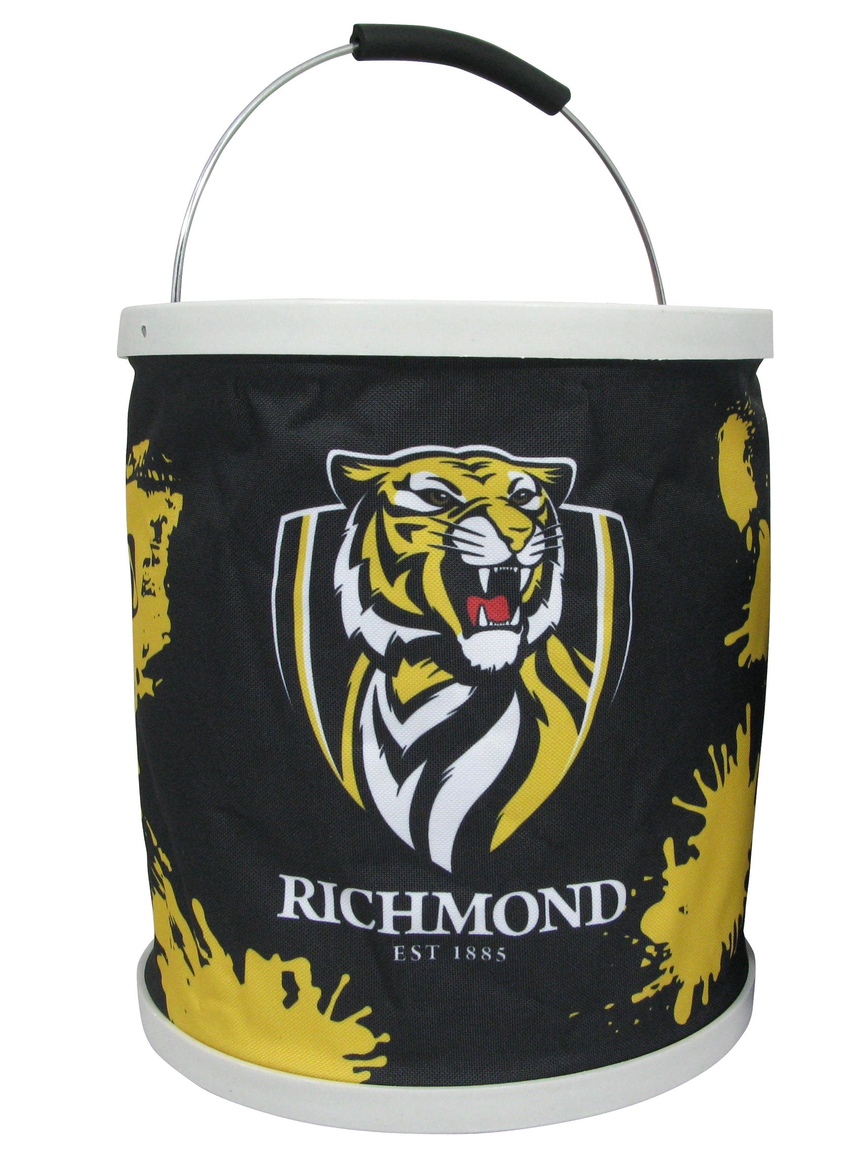 AFL Collapsible Bucket Richmond Tigers