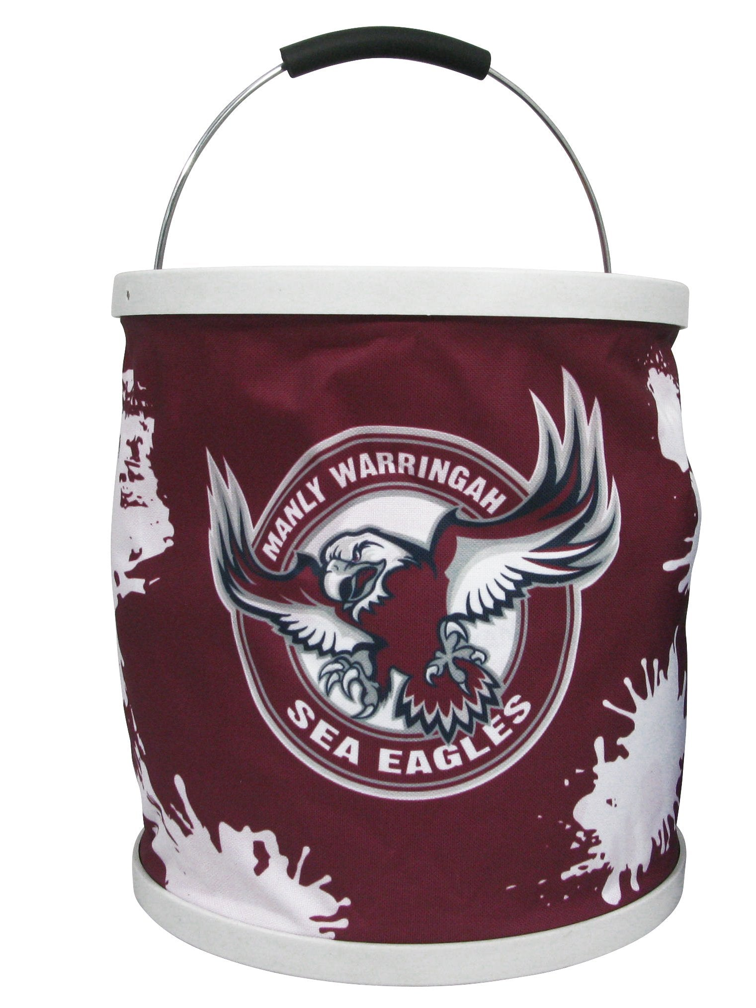 NRL Collapsible Bucket Manly