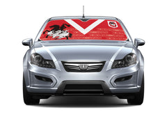 NRL Car Shade 2018 Dragons