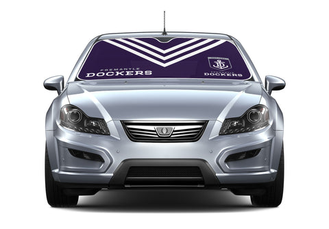 AFL Car Shade Fremantle