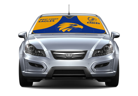 AFL Car Shade West Coast