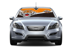 NRL Car Shade 2018 West Tigers