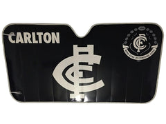 AFL Car Shade Carlton