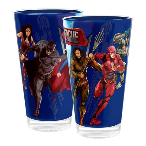 Justice League Movie Character Ps Cup