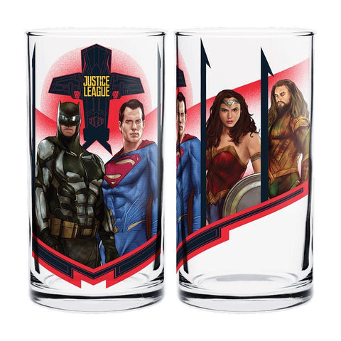Justice League Movie S2 Glasses